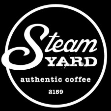 Steam Yard Cafe brand